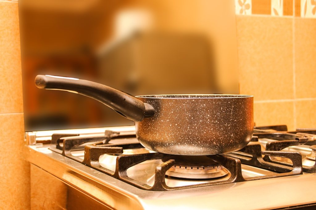 Stove Fire Risk